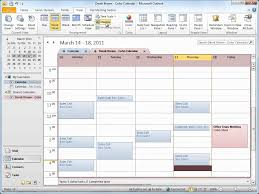 Outlook Meeting Agenda Template by Manage Schedules With A Shared Calendar In Office 365 Youtube