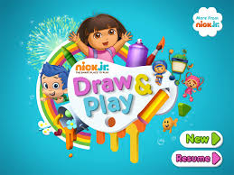 nickelodeon coloring book nick jr draw u0026 play for iphone and ipad review imore