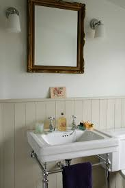 bathroom splashback ideas victorian cottage decorated with vintage finds period living