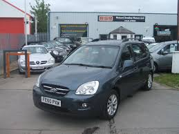 used kia carens manual for sale motors co uk