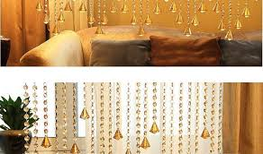 Room Divider Beads Curtain - 2017 delicate crystal bead curtains transparent eight square bead