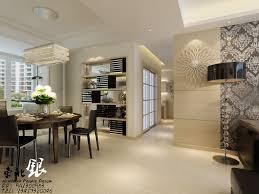 dining room corridor interior design ideas