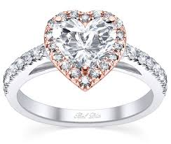heart shaped diamond engagement ring what is the proper way to wear a heart shaped ring