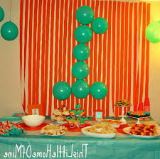 home decor party birthday archives page of decorating party simple decoration in