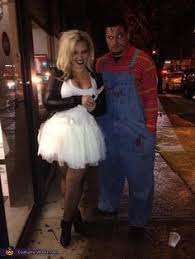 Chucky Halloween Costumes 65 Coolest Couples Halloween Costumes Couple Halloween Chucky