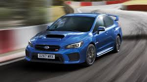 old subaru impreza the subaru wrx sti is leaving the uk top gear