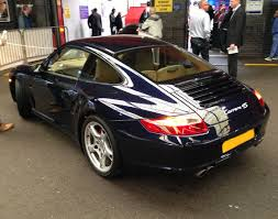 porsche midnight blue used and classic car auction results and prices