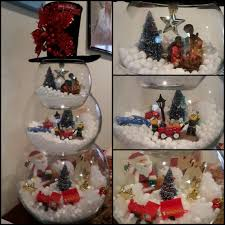 fishbowl snowman diy christmas pinterest fishbowl snowman