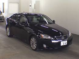 lexus models 2008 2009 lexus is350 version l japanese used cars auction online