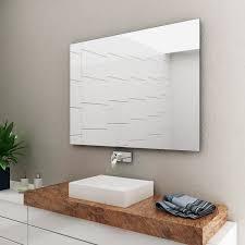 Schlafzimmer Spiegel Mit Beleuchtung Preiswerte Wandspiegel Nach Maß Concept2u