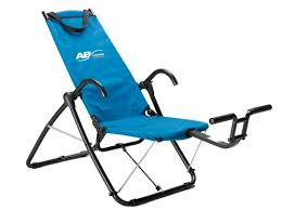 Gym Chair As Seen On Tv Amazon Com Ab Lounge Sport Abdominal Trainers Sports U0026 Outdoors