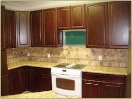 Brushed Nickel Backsplash by Granite Countertop White Cabinets With Brushed Nickel Hardware