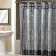 Silver Shower Curtains Silver Grey Shower Curtain U2022 Shower Curtain