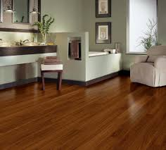 Laminate Flooring For Bathroom Vinyl Floor Tiles For Modern Minimalist Bathroom Design With Wall