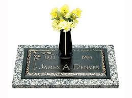 cheap grave markers cheap single bronze grave markers atlanta headstones