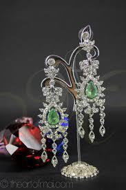 chandelier earring chandelier earring silver the of mai