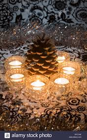 pine cone table decorations a still of a christmas table decoration a large pine cone