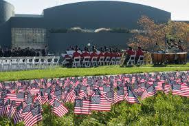City Of Cincinnati Flag Uc Veterans Day Ceremony University Of Cincinnati