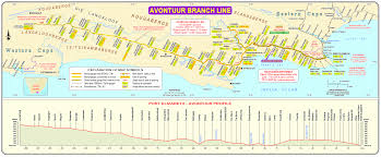 South Africa Maps by South African Railway Maps