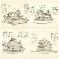 Victorian Farmhouse Style 28 Victorian Floor Plans Farmhouse House Historic Mab Hahnow
