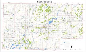 Wisconsin Lake Maps by Ruskcounty Jpg