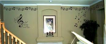 bedroom entrancing walls that talk music room decorating ideas