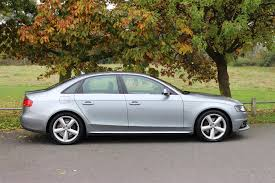 used 2009 audi a4 tfsi s line for sale in middlesex pistonheads