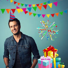 Luke Bryan Happy Birthday Meme - happy birthday luke bryan luke bryan pinterest