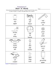 vowel sound worksheets worksheets