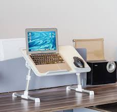 Computer Bed Desk by Amazon Com Portable Laptop Table By Superjare Foldable And