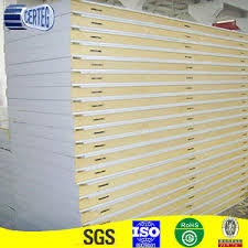 fabricant chambre froide chambre froide panneau isolant polyuréthane fabricant en chine