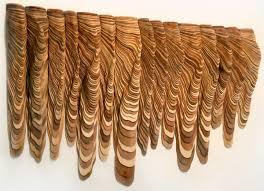 cedar wood sculpture ben butler sculptures installations zg gallery chicago