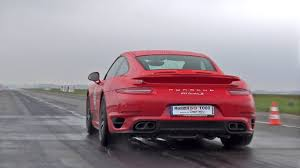 porsche 911 turbo sound 760hp porsche 991 turbo s pp performance sound