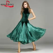 online get cheap latin ballroom dresses for competition women