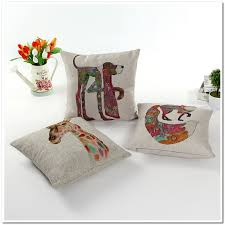 Fox Home Decor Dog Pillows Pillow Suggestions With More Than 1500 Different