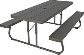 lifetime folding tables 6 incredible lifetime folding picnic table lifetime 60110 folding