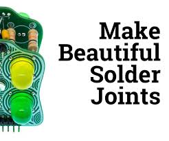 Make Beautiful by Make Beautiful Solder Joints 4 Steps With Pictures
