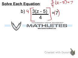 3 3 how to solve equations involving fractions and distribution