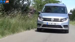 volkswagen caddy 2015 2015 vw caddy comfortline drive check fahrbericht test review