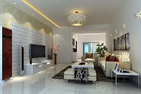 Living Room Chandelier Living Small Living Room Decorating Idea With A Tv Stand And A