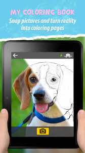 turning pictures into coloring pages amazon com painting lulu coloring books for kids appstore for