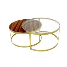 coffee table marvelous marble gold coffee table black round