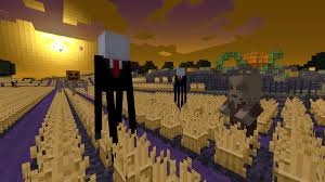Mine Craft Halloween by Halloween Texture Pack Comes To Playstation A Little Late Or