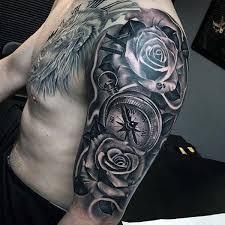 best half sleeve tattoos for elaxsir