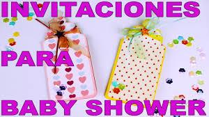 invitaciones en forma de biberon para baby shower video tutorial