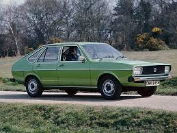 avengers in time 1973 cars volkswagen passat typ 32 33 b1