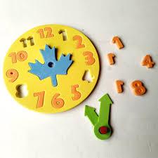 online get cheap foam clock aliexpress com alibaba group