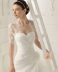 boleros fã r brautkleider new half sleeve white ivory lace shawl bolero wedding jacket