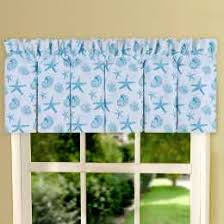 Blue Valance Curtains C And F Curtains Window Treatments Drapes U0026 Valances