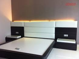 bed design with side table interior bed design with side table bedside table design interiors